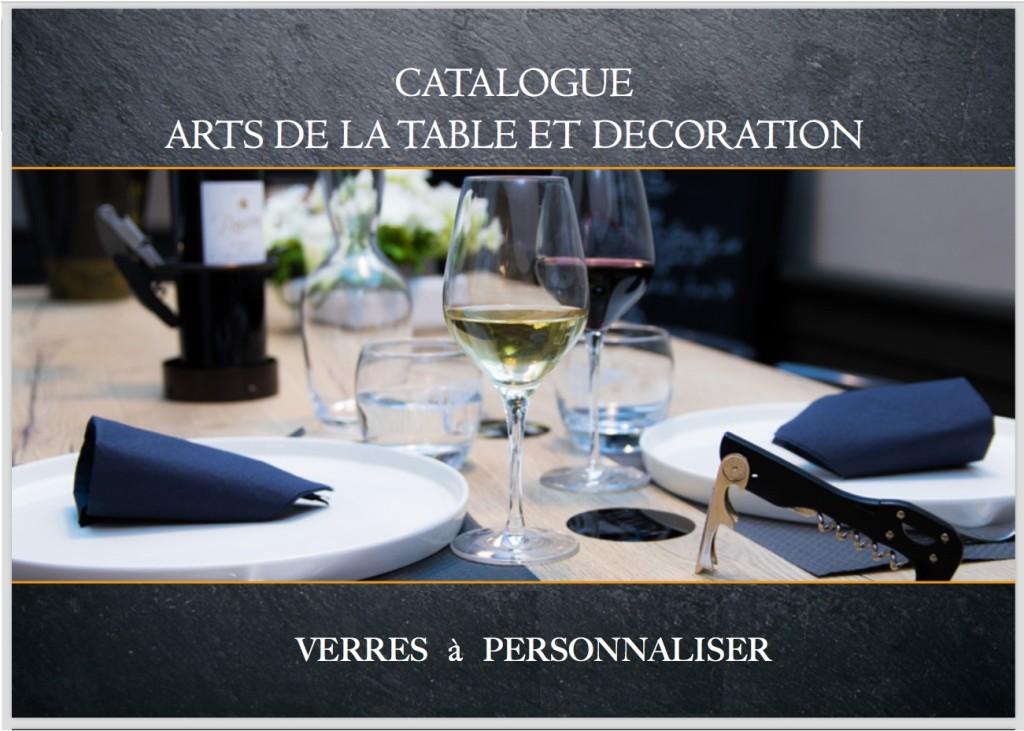vignette art table