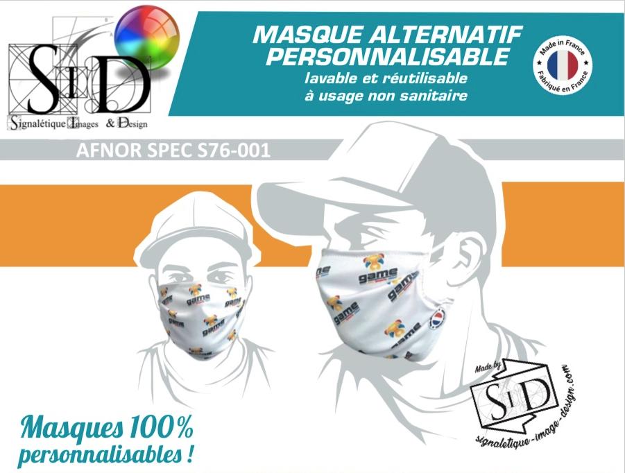 masque SID