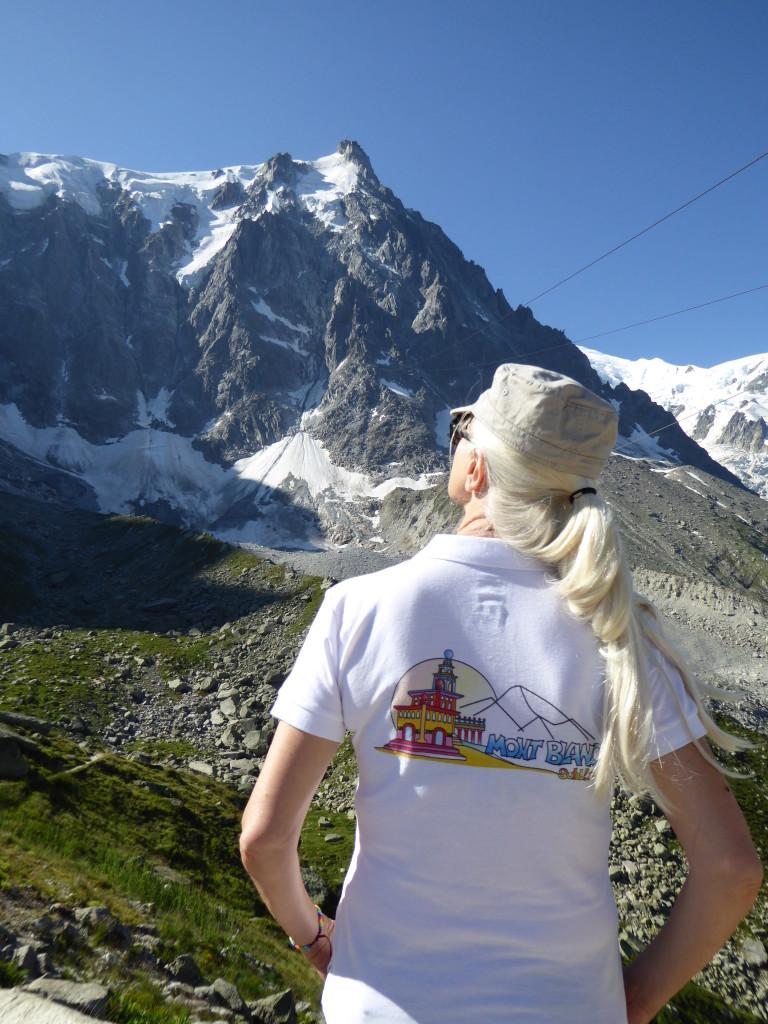 Mont Blanc sublime Origine