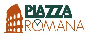 Piazza romana